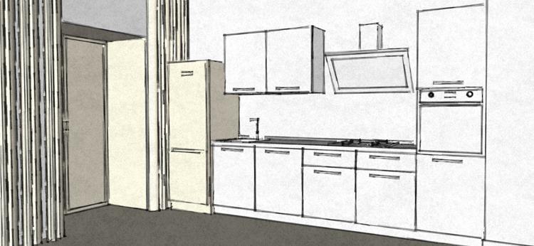 Кухня BRERA